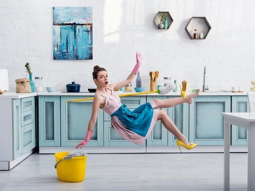 10 ideias para começar uma grande limpeza na casa