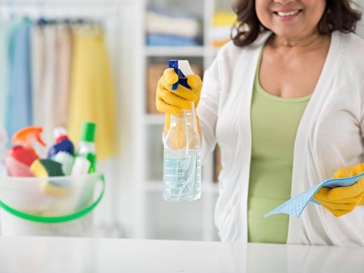 5 hábitos que devem ser evitados durante a limpeza da casa